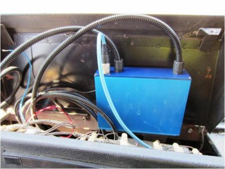 Система контроля давления и температуры OTR TРMS Schrader